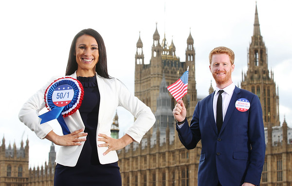 26/10/20 - Ladbrokes Launches 'Making Meghan Great Again' Campaign