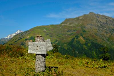 Glacier Peak Meadows/Blue Lake High