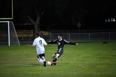 18-11-30 JV Boys Soccer vs Lecanto
