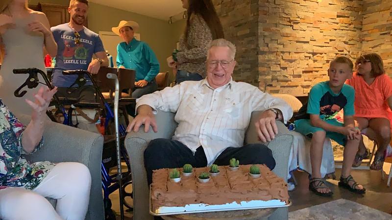 Richard Hansen 90th Birthday