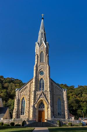 Elkader St Joseph Church