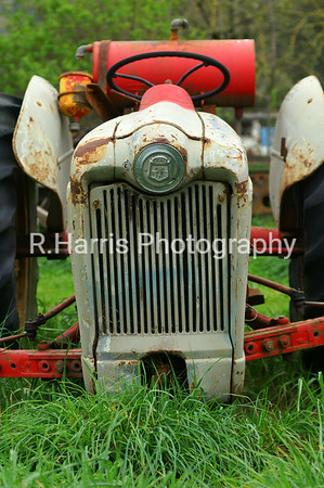 Old Tractors and Heavy Equipment