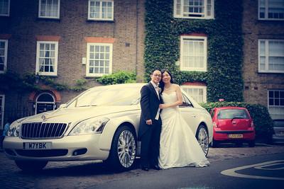 Caroline & Chee Wedding