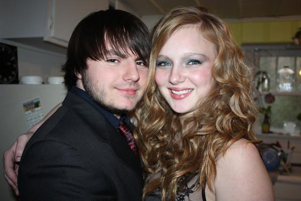 2.14.2012 George & Caroline Vday