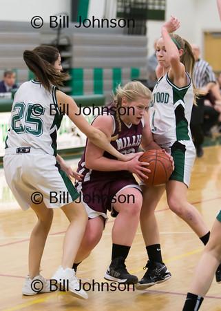 G JV Basketball Millis v Westwood 2_1_13