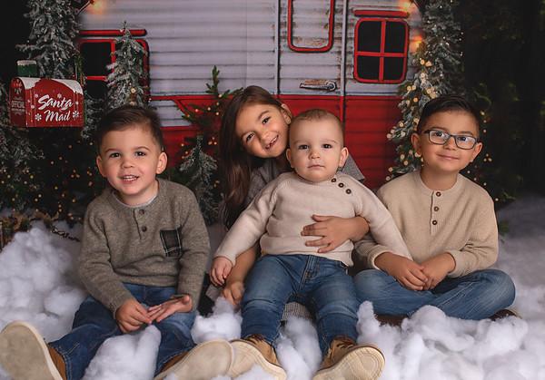 Giana, Jacob, Samson & Jonah