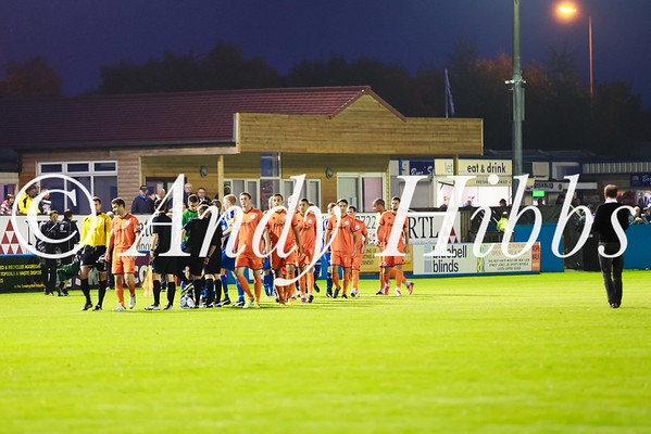 Nuneaton Town 2 - 1 Hereford Sept 2013
