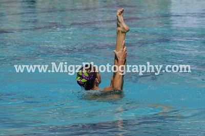 U.S. Nationals Synchronized Swimming Championships