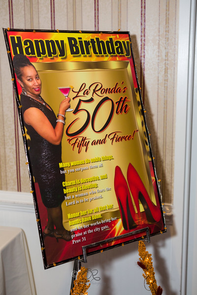 Laronda's 50th Birthday Party