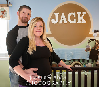 Sarah and Curt Maternity Session