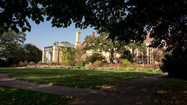 Paine Art Center and Gardens (Sept 2017)