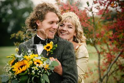 Tom Phebe Wedding
