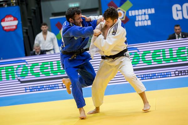 2015 Golden League-Galaxy Judo Tigers Vienna vs. Sporting Clube de Portugal Lisbon