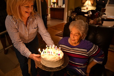Mama's 85th Birthday