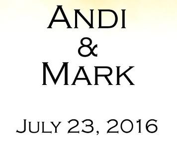Andi & Mark
