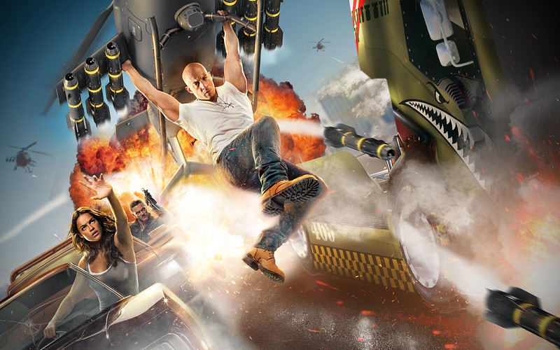FAST AND THE FURIOUS SUPERCHARGED joins new attractions at Universal Orlando in 2017