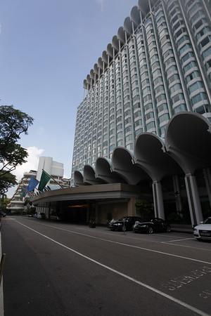 Shangra La Hotel Singapore