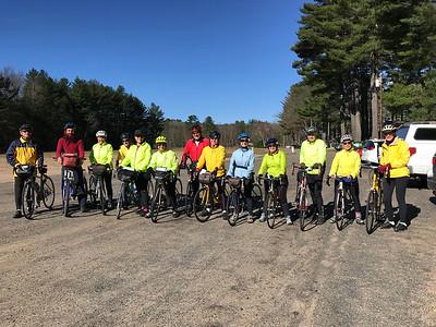 April 17 Wednesday Ride