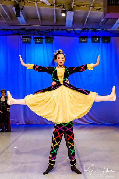 Zohar San Jose Dance Theatre