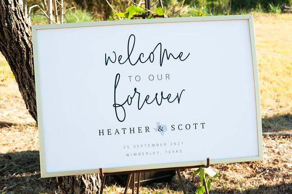 Scott Heather Ceremony