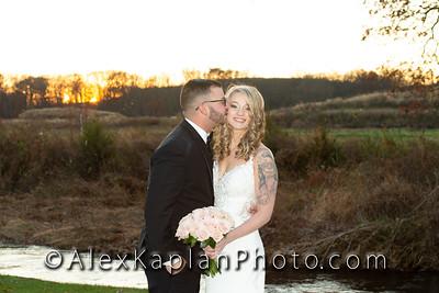 Wedding at Chandelier at Flanders Valley in Flanders, NJ