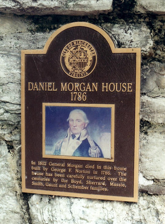 Daniel Morgan Home and Grave