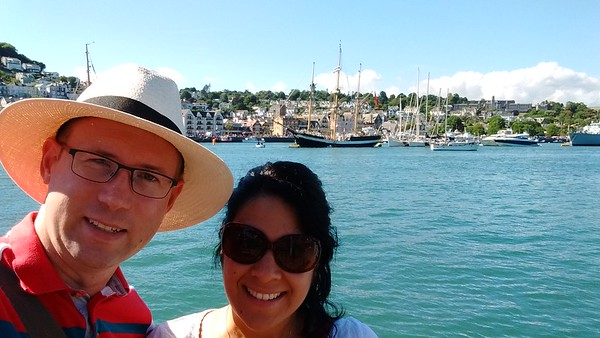 Dartmouth Visit - 26th Aug 2016