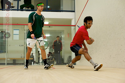 2010-11-07 Ted Schroeder (Dartmouth) and Akhilesh Nayak (Penn)
