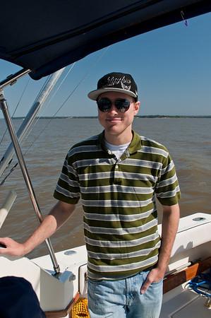 CAH / HVC Boating Trip 2010