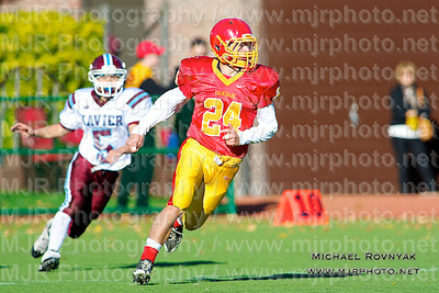 Football, HS Varsity 10, Chaminade Vs Xavier, 11-07-10