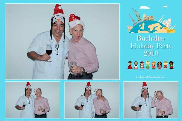 Buchalter Holiday Party