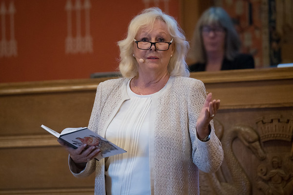"""""""Dette er mitt liv"""" får pris fra Oslo Kommune 29.09.17"""
