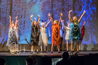 The Lion, the Witch and the Wardrobe (Jr. cast)