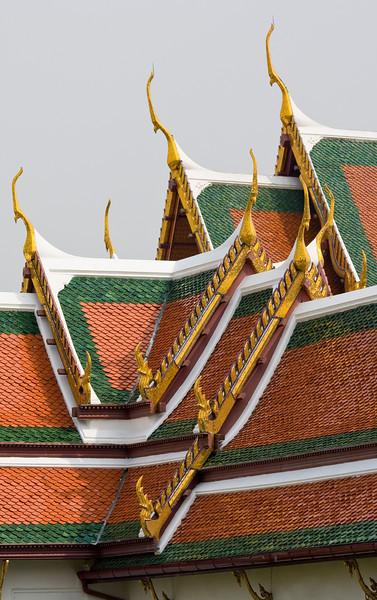 Detail of Wat Phra Keo