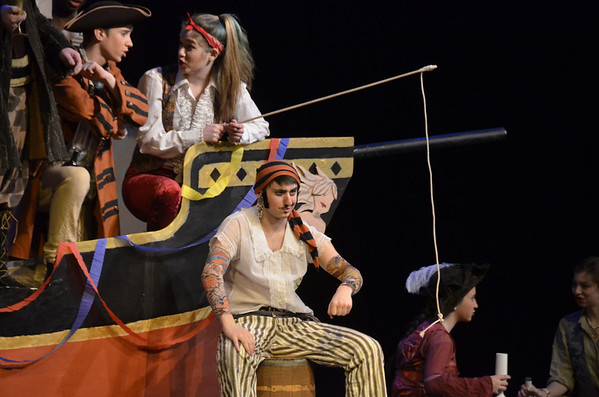 The Pirates of Penzance: Performance - Mar 16, 2014