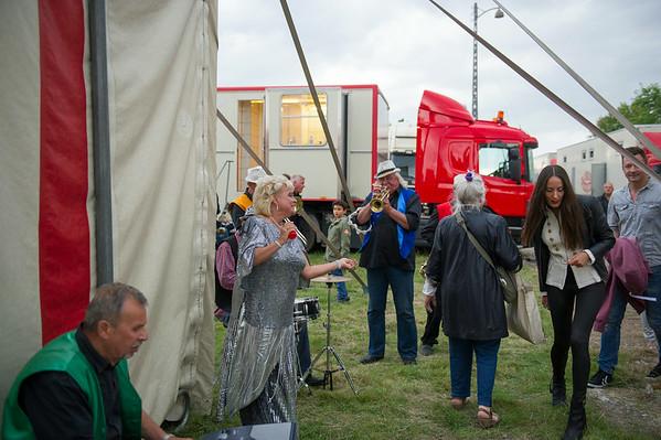 Cirkus Dannebrog 2014