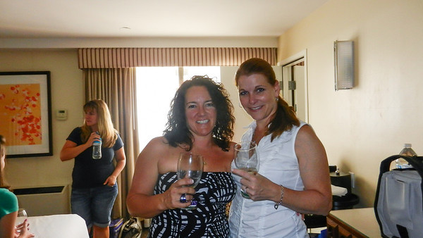 Nicole's Bachelorette Party