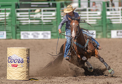 Barrel Race 25AUG19
