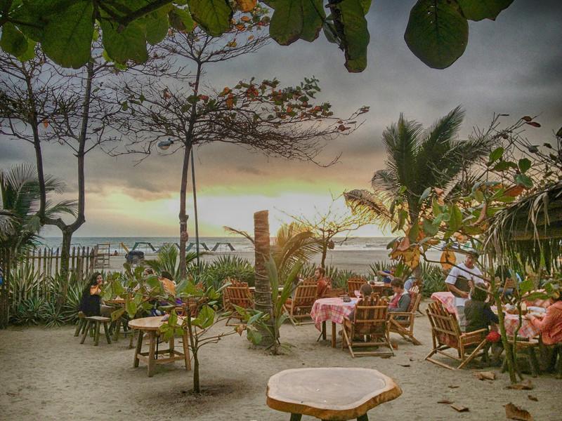 Canoa view