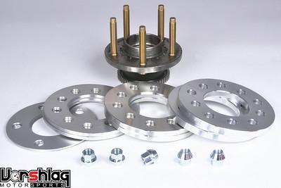 Vorshlag Wheel Spacers & Hubs