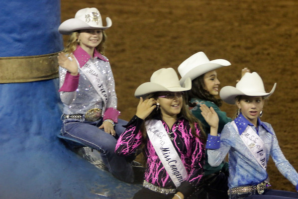 2014 PRCA Rodeos@Silver Spurs Arena, Kissimmee, FL Feb21&June7