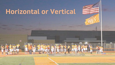 06 Horizontal or Vertical