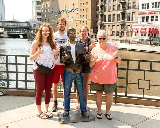 2021-07-03 Milwaukee Trip