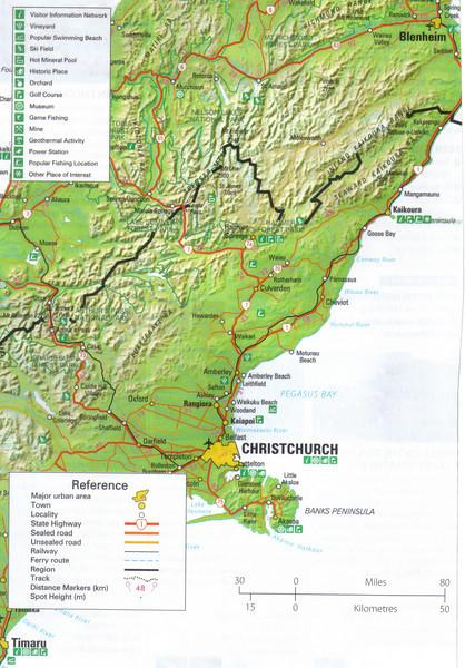 396_South Island, East Coast Map. Between Kaikoura and Christchurch.jpg