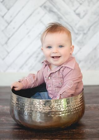 Sawyer 6 months