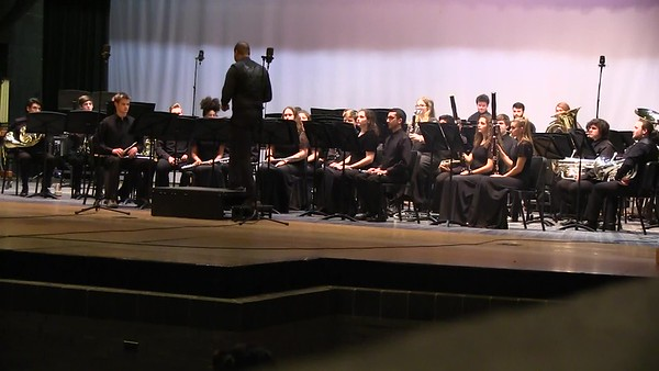 2019-03-05 LGPE Wind Ensemble Video (Jesee Davenport)