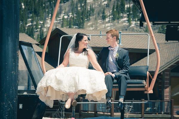 Brian & Katy's Colorado Wedding