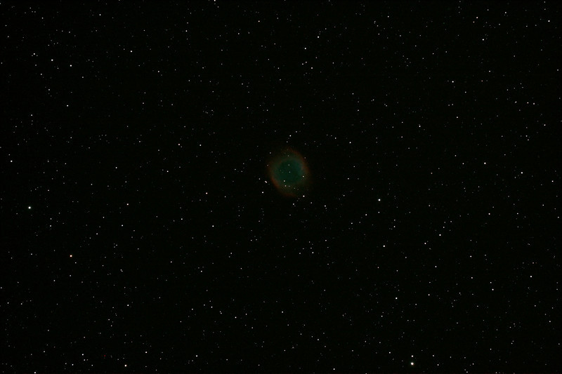 Caldwell 63 - NGC7293 - Helix Nebula - 8/9/2012 (Processed stack)
