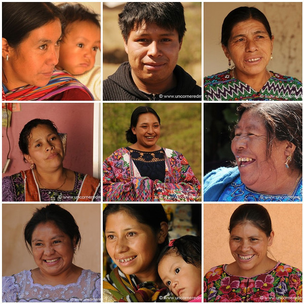 Faces of Guatemala, Microfinance
