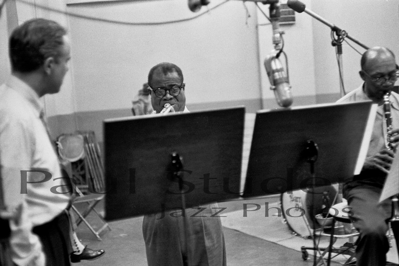 Louis Armstrong recording sessions 24
